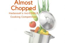 Almost Chopped logo