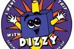 Copy of Copy of dizzy sticker for printing