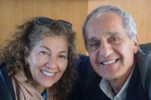 Lilly and Mark Antebi photo