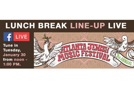 AJMF9 Lunch Break Line-Up Live