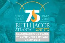BJ 75th Invite Snapshot