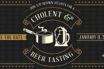 Beer and Cholent Tasting Pic