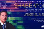 Community Shabbaton with Rosh Lowe Flyer Pic