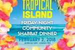 Feb 2 Shabbat flyer