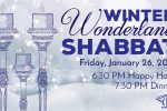 YJP Winter Wonderland Shabbat Dinner Pic