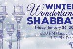 YJP Winter Wonderland Shabbat Dinner Pic
