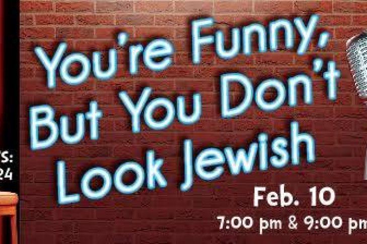 Comedy Show Feb 2018