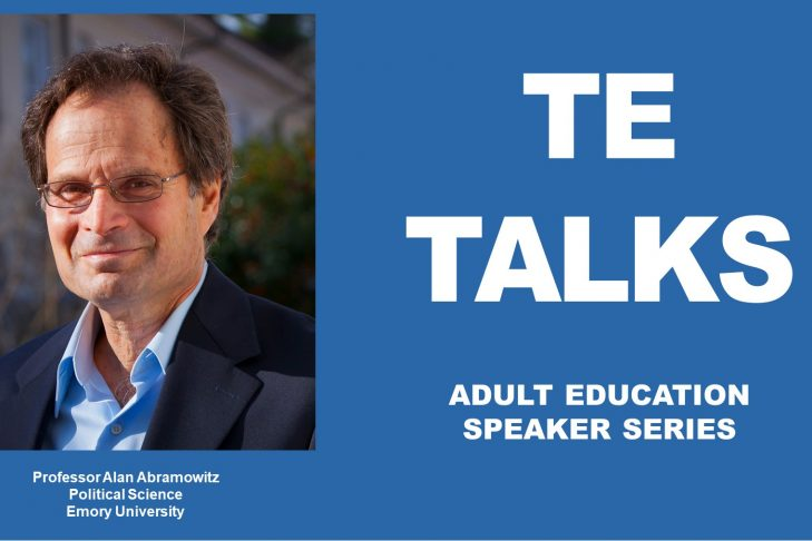 TE Talks Professor Alan Abramowitz