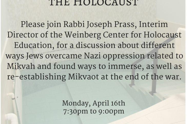 Holocaust Program