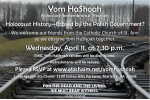 Yom HaShoah 2018 Updated