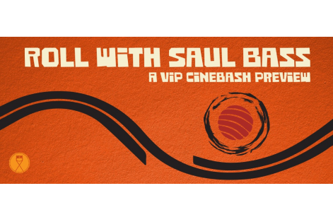 Roll with Saul Bass