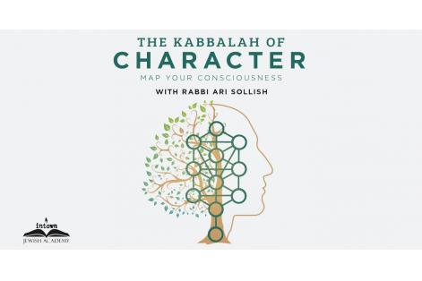 Event Listing Pic - The Kabbalah of Character
