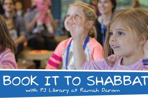 Book it to Shabbat