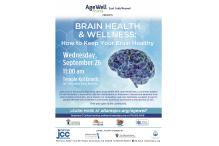 Brain Health & Wellness 9.26.18