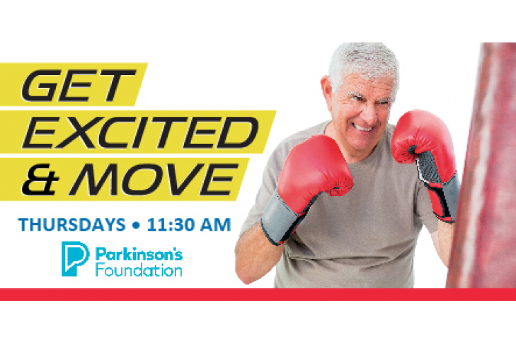 Get Excited and Move 2018 Grassroots w Parkinsons Logo