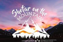 Shofar on the Mtn.