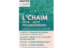 L'Chaim2018 - 2019