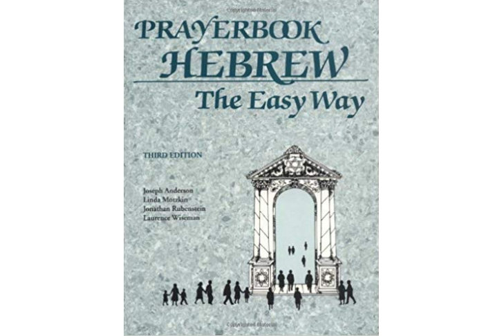 Prayerbook Hebrew - The Easy Way