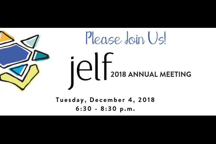 JELF Annual Meeting AJC event 1204