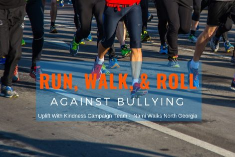 RUN, WALK, AND ROLL AGAINST BULLYING