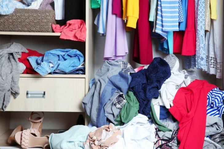cluttered home - The Sonenshine Team