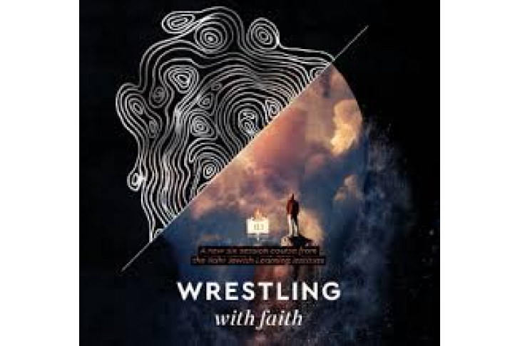 wrestling with Faith Listing Pic