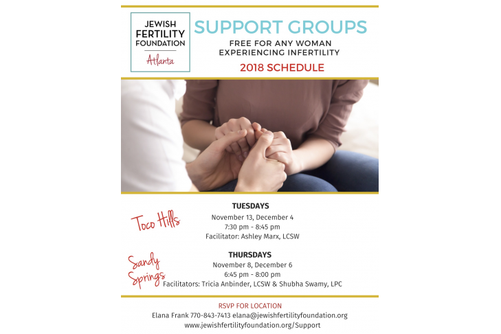 2018 Support Group Postcard