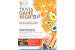 Chanukah trivia game night