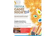 Chanukah trivia game night