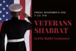 Veterans Shabbat