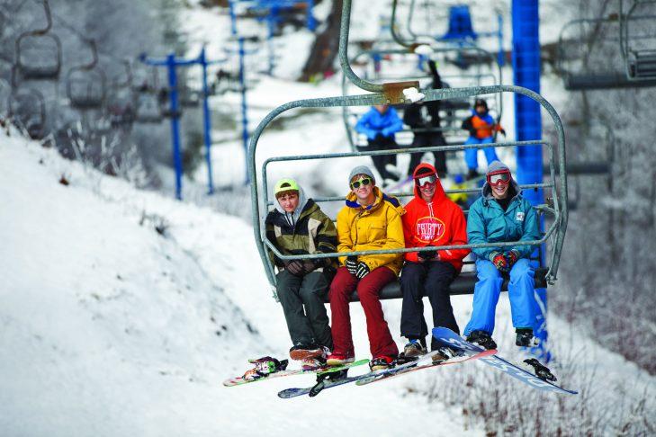 Cataloochee Ski Lift