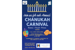 Chanukah Carnival Flyer 2018