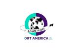 Ort Logo Taste sketch text bold