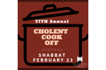 Cholent Cook Off