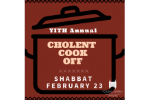Cholent Cook Off