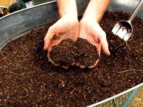 Compost finished product, zerowastehouston.org