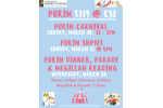 PURIM FLYER