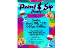 paint and sip party