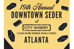 CIty Winery Seder