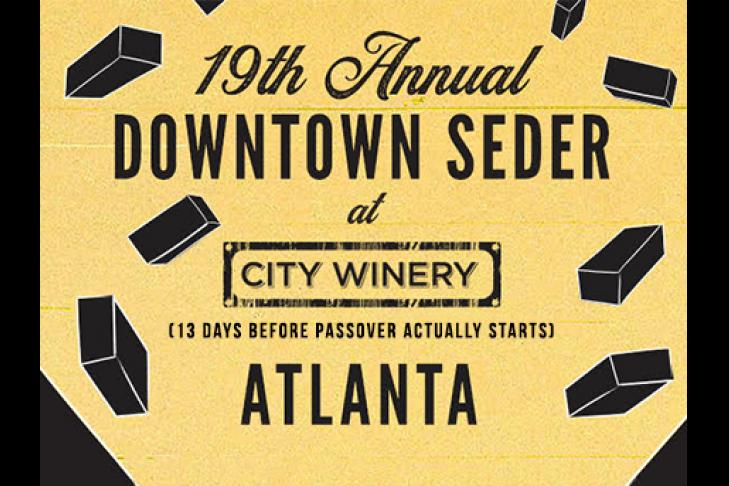 CIty Winery Seder