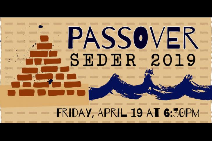 Passover Seder CBH