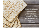 Passover quote
