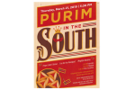 Purim In The South Flyer