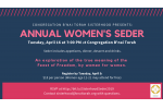 Smaller Sisterhood Women's Seder 2019 (1)