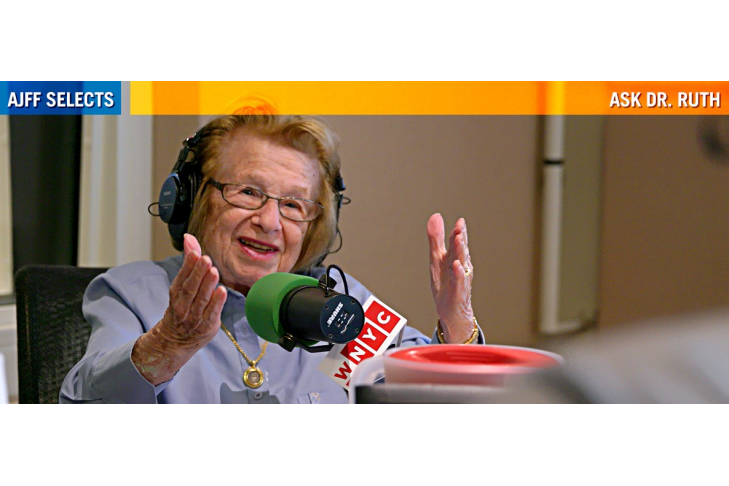 Ask Dr. Ruth Hero Image