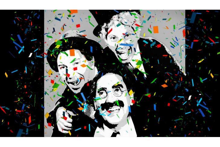 Marx confetti event page website 1