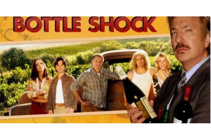 Bottle Shock grahic