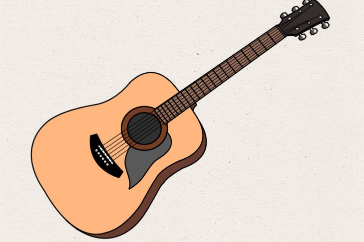 Draw-an-Acoustic-Guitar-Step-15