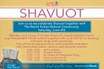 Shavuot Flyer 2019