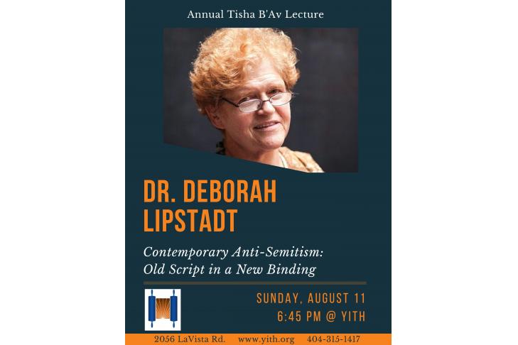 Lipstadt Tisha B Av Lecture 2019-page-001
